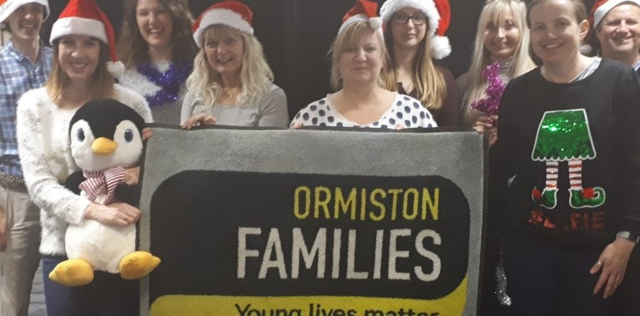 Ormiston Families – Add a splash of colour this Christmas