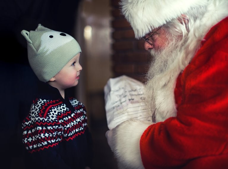 Visit Mother and Father Christmas at King's Lynn's Vancouver Quarter