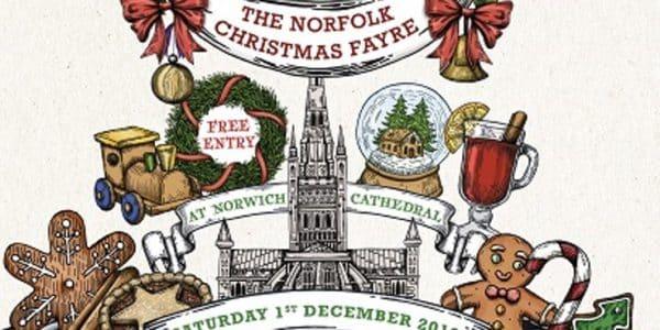 Norfolk Christmas Fayre opens
