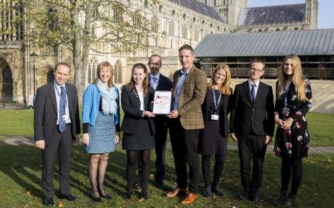 Young Chamber Enterprise Recognition