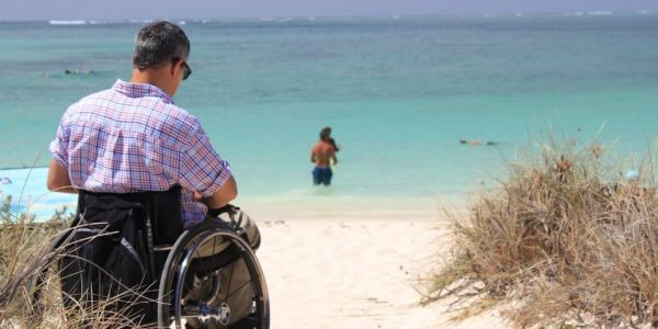 holiday planning for the mobility impaired