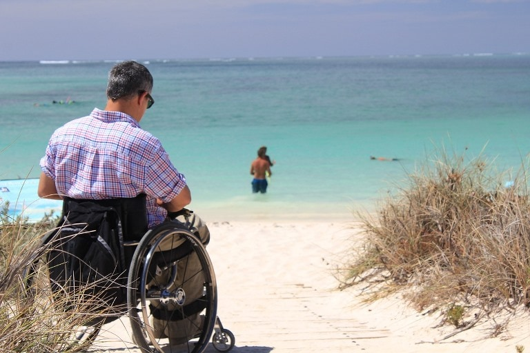 Holidays Tailor Made for the mobility impaired and wheelchair users