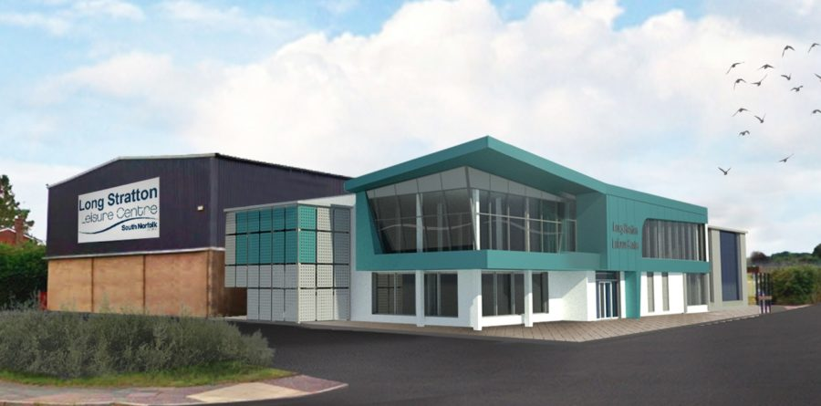 New Long Stratton Leisure Centre to open 18th March