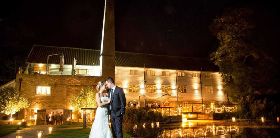 Save the date! join Tuddenham Mill on 3rd March for stylish Wedding Fair