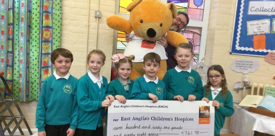 Charity project engaging schoolchildren across Norfolk gains momentum