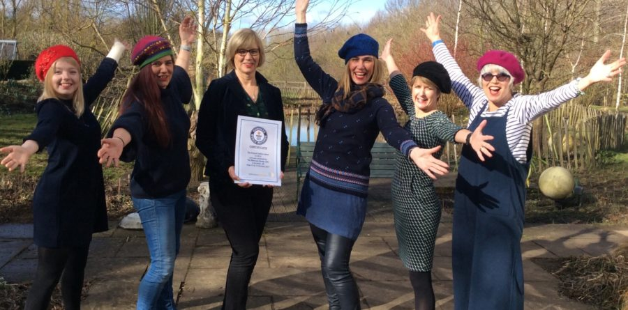 The Blossom Charity breaks Guinness World Record and more…!