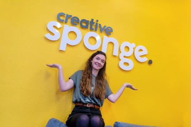 Creative Sponge strengthens its Studio team with UX Designer appointment
