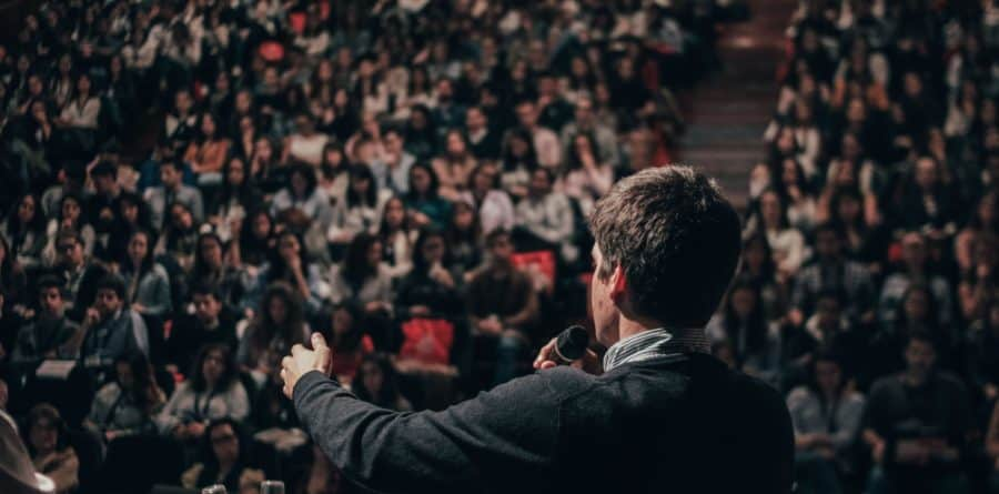 A guide to public speaking