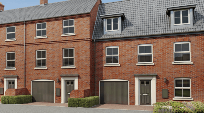 Norwich Based Flagship Homes Launch First Open Market Sale Scheme in Home City