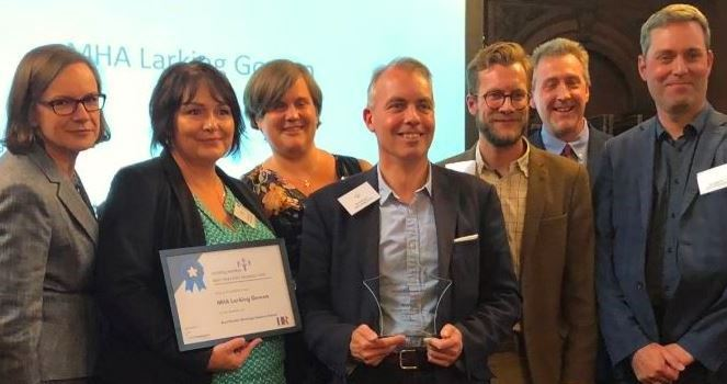 Local accountancy firm wins National Award for Flexible working initiative