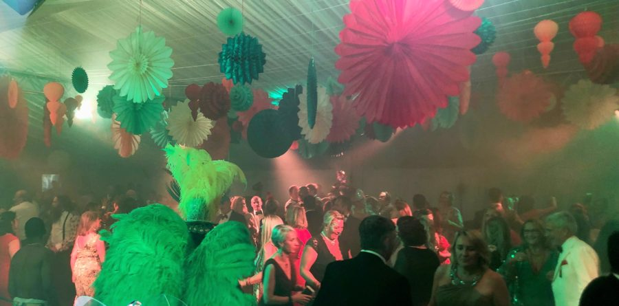 Each's Tropicalia Ball at the Norfolk Showground raised a total of £51,500