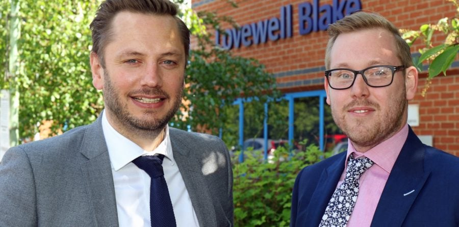Experienced deal-maker joins Lovewell Blake in specialist Corporate Finance team