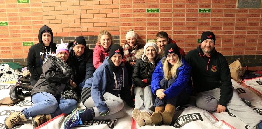 The Benjamin Foundation to hold Norwich Sleep out for fifth year