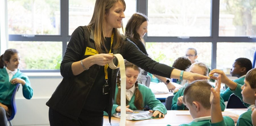 The Dogs Trust are rolling out dog welfare workshops to schools