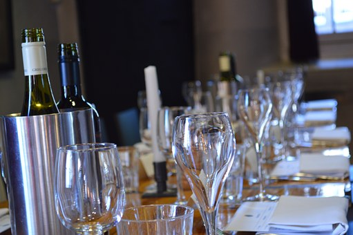 Chamber Presidents Charity Dinner – 8th November