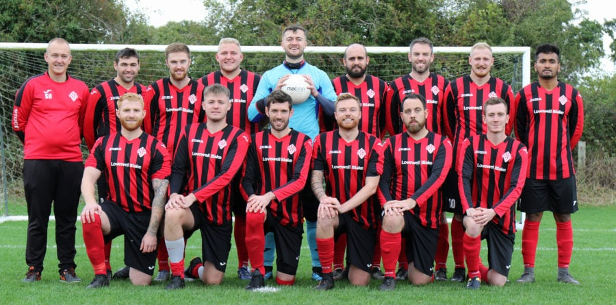 Rising Norfolk football team scores again with second year sponsorship deal