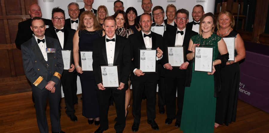 Drain Doctor Anglia recognised for its support to the Armed Forces