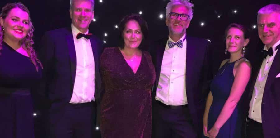 MHA Larking Gowen wins Norfolk's top employer award