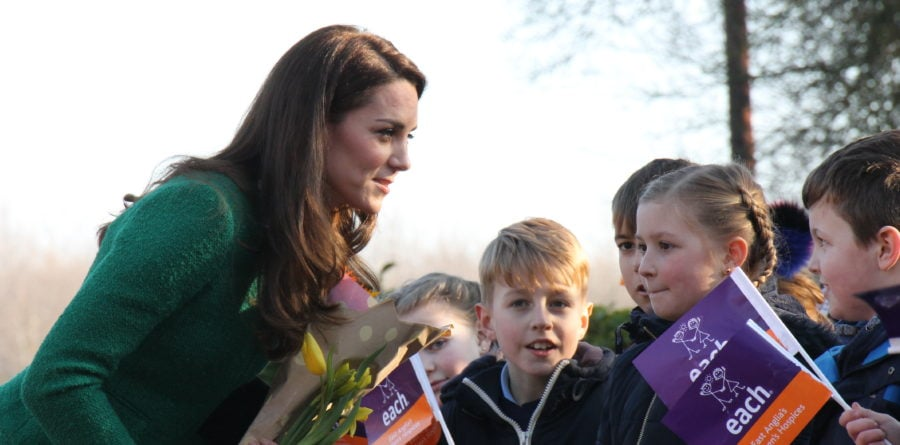 HRH The Duchess of Cambridge to open 'The Nook' Children's Hospice