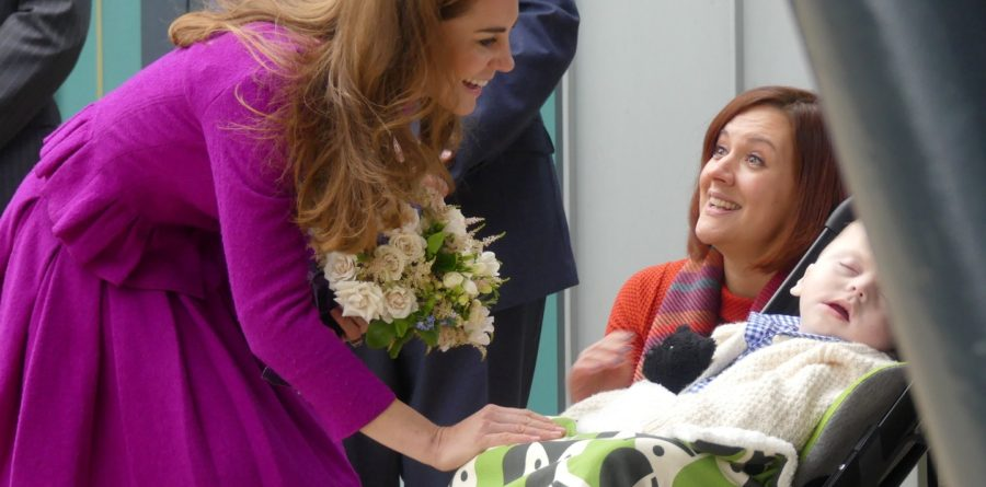 HRH Duchess of Cambridge officially opens new Norfolk hospice