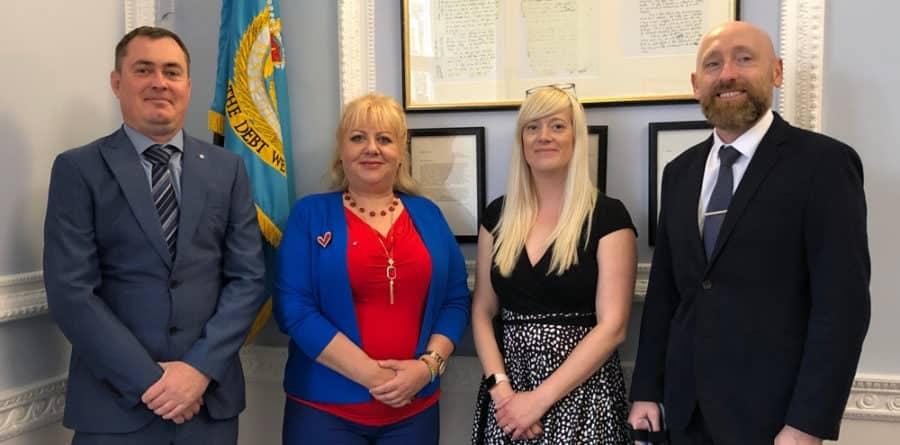 New Social Engagement Worker pilot scheme launches at RAF Honington