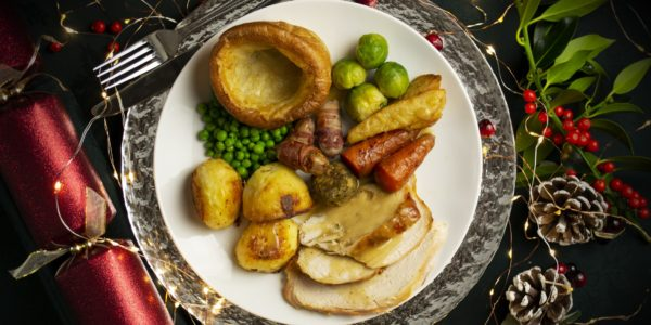 Seasonal Spuds Christmas Dinner Plate East Of England (002)