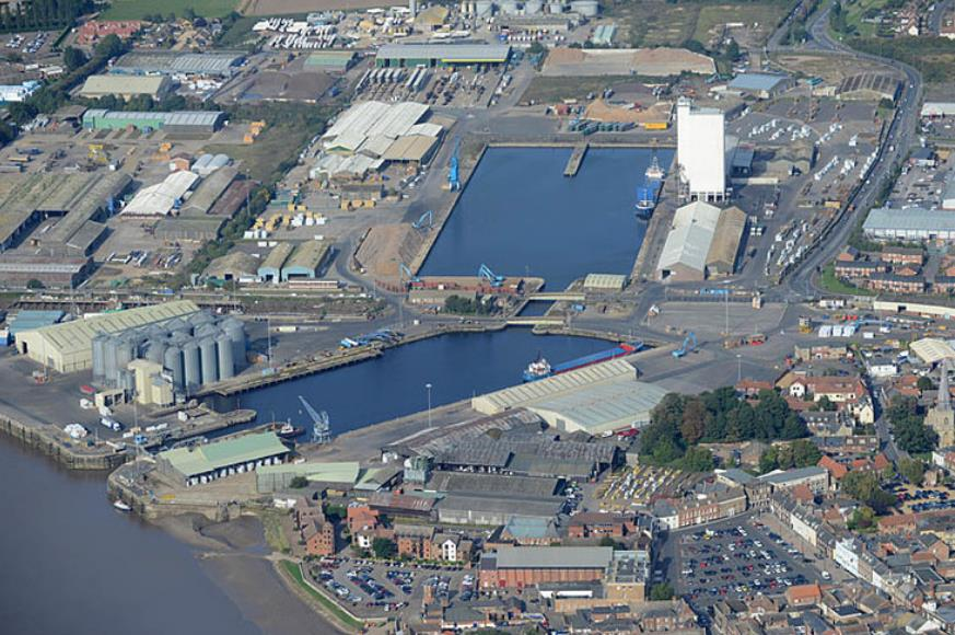 Port of Kings Lynn delivers for Norfolk businesses despite pandemic