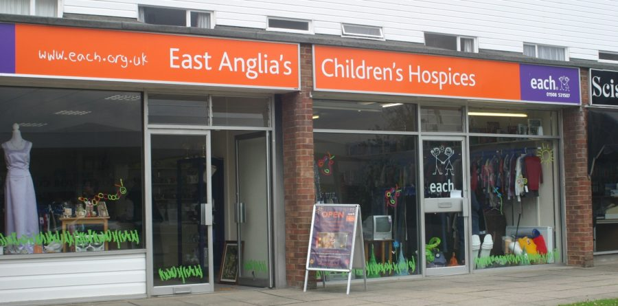How Norfolk shop landlords are helping support children's charity