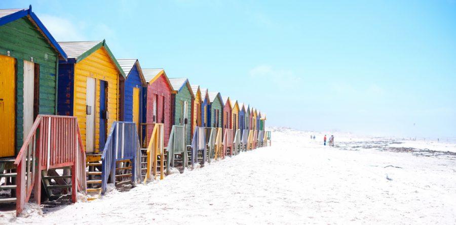 Beach hut rental prices soar