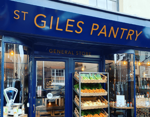 Try and buy local food and drink at Norwich's latest retail gem
