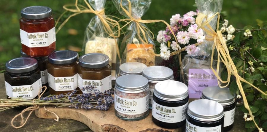 luxury, natural products launched by Suffolk Business