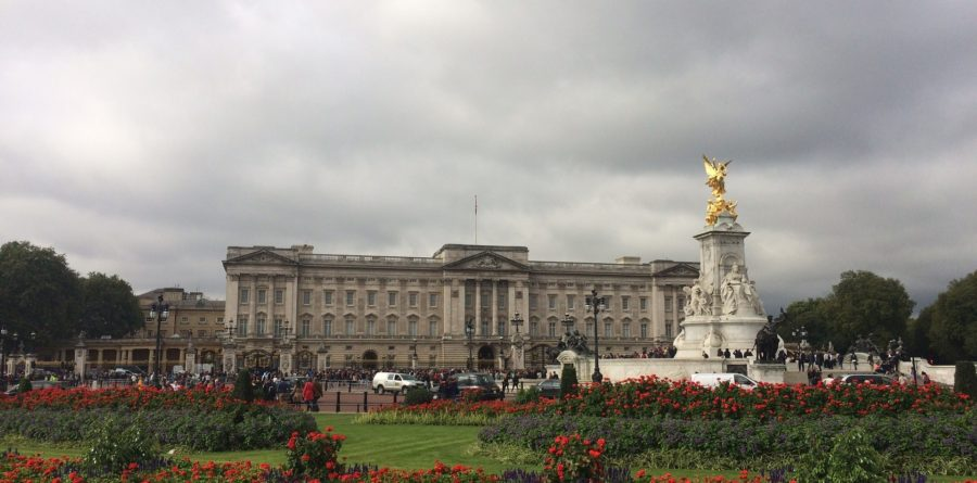 Which counties in the UK produce the most royal-approving businesses?